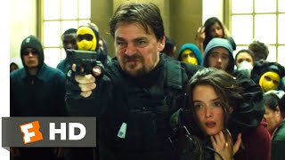 The Take (2016) - Thief vs. Terrorist Scene (10/10) | Movieclips