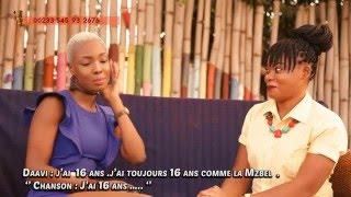INTERVIEW  ( PART 1/3 ) - FELI NUNA x VIBE RACINE | Only Africa