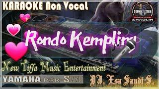 Karaoke Rondho Kempling-manthous-yamaha Psr-s770  Tiffa Music