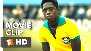 Pelé: Birth of a Legend Movie CLIP - Game (2016) - Kevin de Paula Movie HD