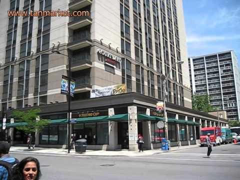 Courtyard Marriott Hotel, yonge st Toronto 19 june 2013 - youtube.com/tanvideo11