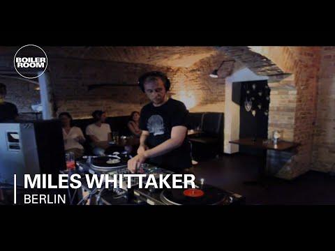 Miles Whittaker Boiler Room Berlin 3 Hour Daytime DJ Set