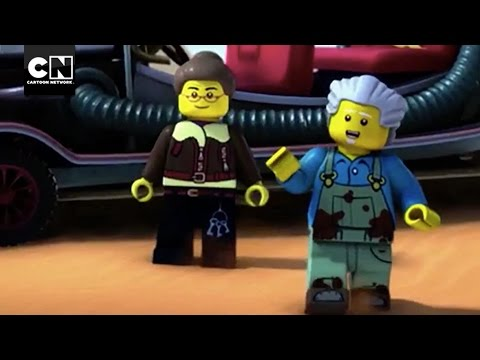 Meet Jay's Parents I NINJAGO: Masters Of Spinjitzu I Cartoon Network