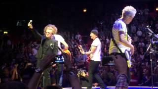 U2 - Angel of Harlem - Stockholm 17.09.2015