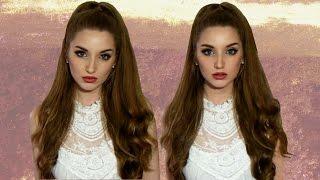 Ariana Grande Hair Tutorial (No Extensions)