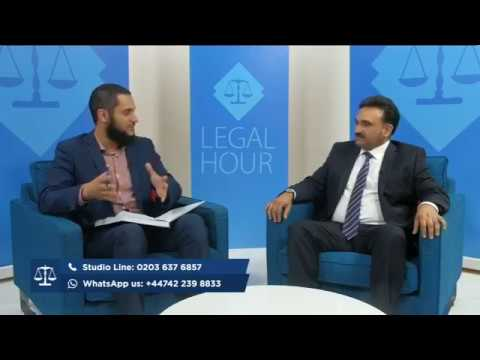 Legal Hour with Qamar-ur Rehman - Immigration Law