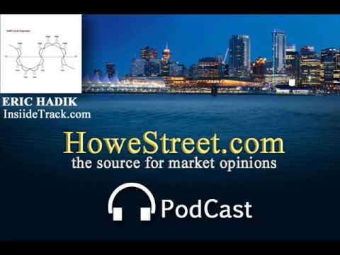 Gold To Get A Bounce?  Eric Hadik - May 10, 2017