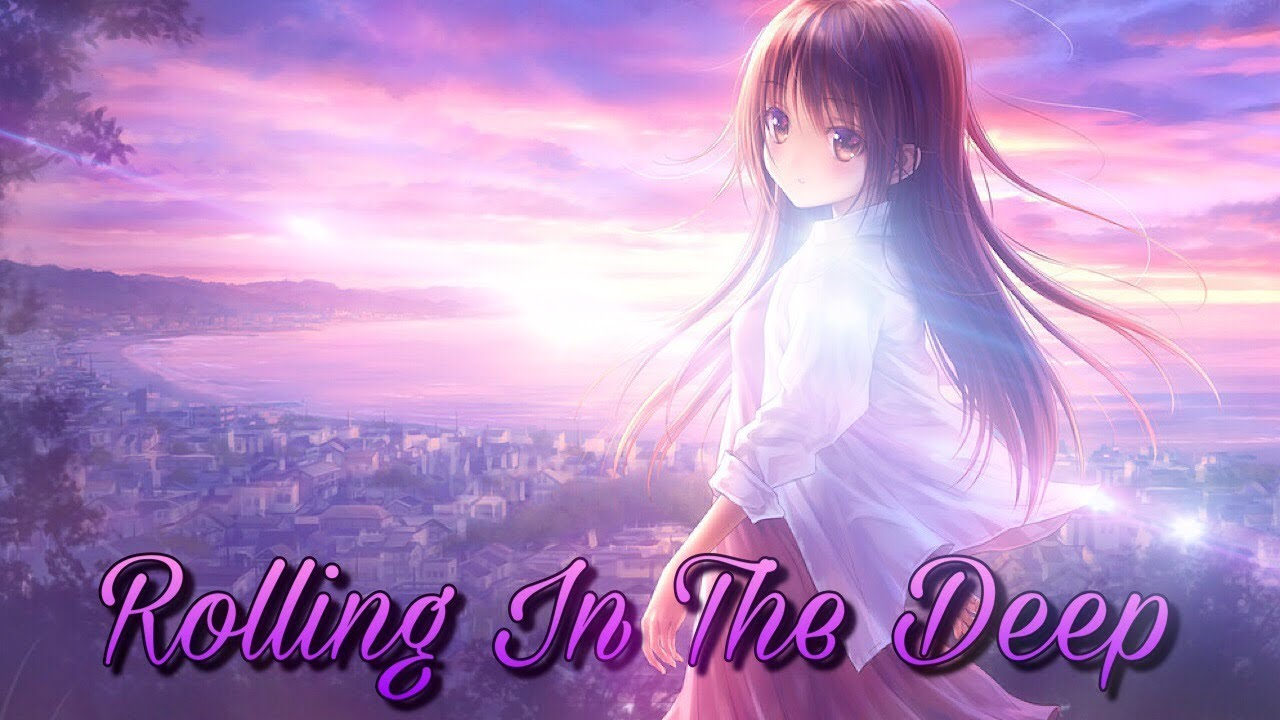 Nightcore Rolling In The Deep Lyrics Cover Unblocked