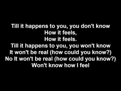Till It Happens To You Lyrics