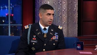 Medal Of Honor Recipient Florent Groberg