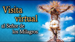 Visita virtualmente  al Señor de los Milagros de Buga  hoy, día de su fiesta