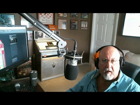 Gospel X's 2 with Jerry Hill's Beach Rhythm & Blues on Jukin' Oldies (7/5/20)