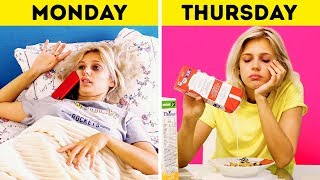 MORNING ROUTINE || EXPECTATION VS REALITY
