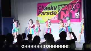 Mix des Cheeky Parade par Cheeky Parade France VIDEO ORIGINAL:「NIN...