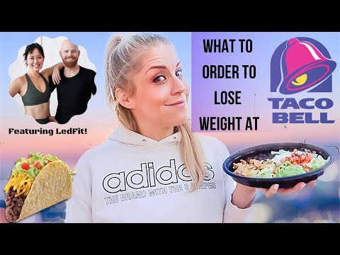 Taco Bell: What to Order to Lose Weight Keto or Not! SECRET MENU!