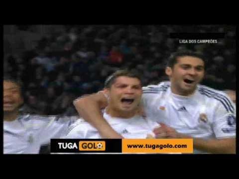 Marseille-Real Madrid 1-3 8-12-2009