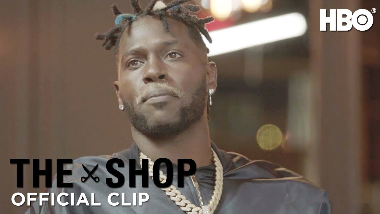 The Shop: Uninterrupted: Now He's a Distraction' ft. Antonio Brown & LeBron (Season 2