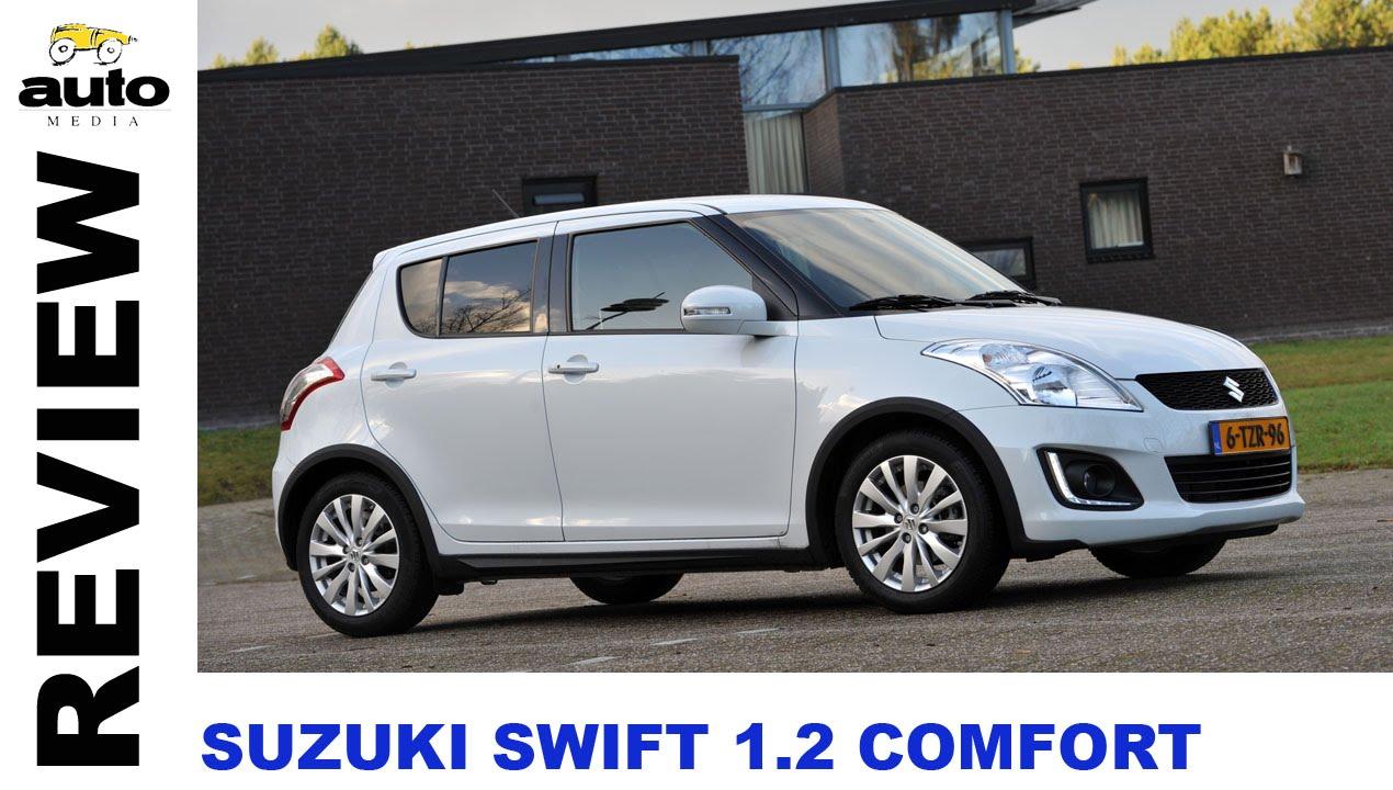 Suzuki Swift 1.2 review 2015 - YouTube