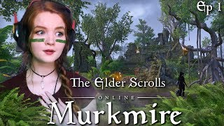 EXPLORING BLACK MARSH! | Let's Play: Elder Scrolls Online: Murkmire | Ep 1