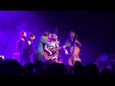 "Gregory Alan Isakov @ Union Transfer: ""All Shades of Blue"""