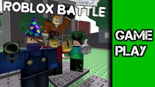ROBLOX Battle (and Dylan's Birthday) [ROBLOX Commentary #27]