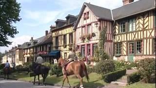 Belles images de Normandie : le canton de Brionne