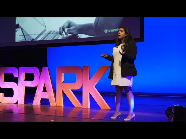 Designing conversational interfaces | Anamita Guha | Spark the Change