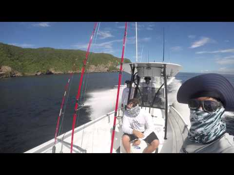 Fishing in Trinidad in 2015 with Silvahook