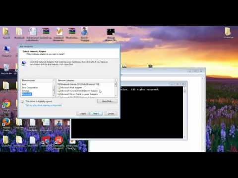 How To Install A Loopback Adapter In Windows 7