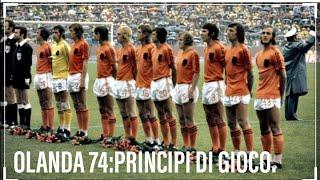 Olanda 74: Principi di gioco.