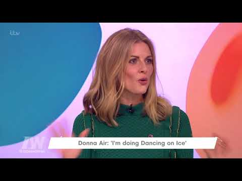 Denise Will Be Supporting Donna Air During Her Dancing on Ice s  Loose Women