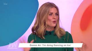 Denise Will Be Supporting Donna Air During Her Dancing on Ice Shows | Loose Women