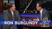 Ron Burgundy: The &#39Bueller Report&#39 Is The Story Of 2019