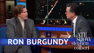 Ron Burgundy: The 'Bueller Report' Is The Story Of 2019