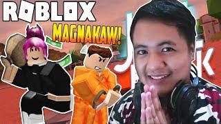 MAGNANAKAW NG PAKO! | Roblox [JailBreak Update] (TAGALOG)