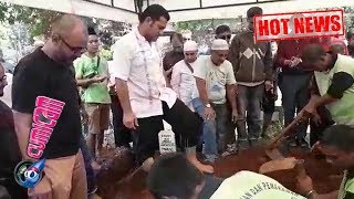 Hot News! Begini Prosesi Pemakaman Istri Pesinetron Said 'Bajuri' - Cumicam 29 Januari 2018