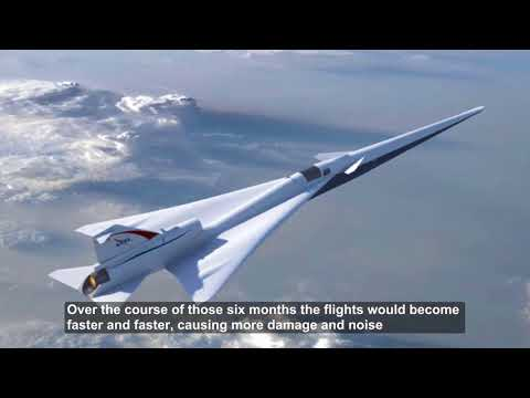 NEW JET To Revolutionize Supersonic Air Travel |To Be Infinity