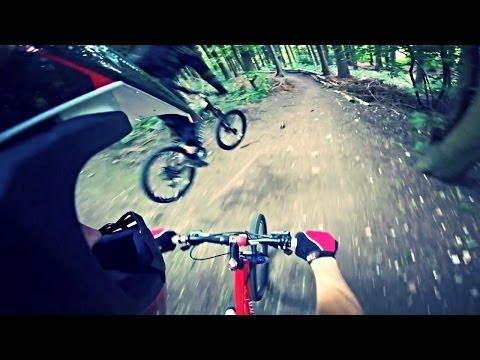 MTB - FRISTON FOREST, UK