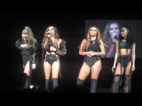Little Mix - Secret Love Song: Dangerous Woman Tour in Montreal (03/06/2017)