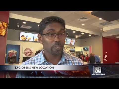 KFC opens new location 1