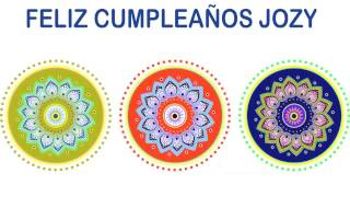 Jozy   Indian Designs - Happy Birthday