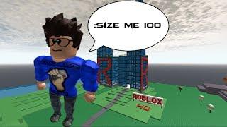 Roblox: IF ALL ROBLOX PLAYERS GOT ADMIN!!! - Roblox Machinima