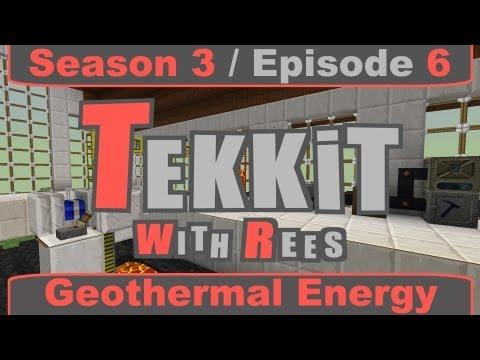 Tekkit Classic - Episode 6: Geothermal Energy