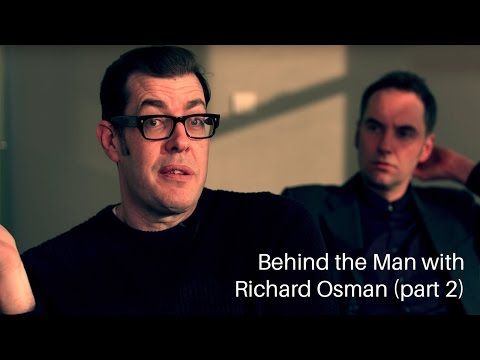 The Richard Osman interview (part 2) on Pointless, the band Suede and B-sides