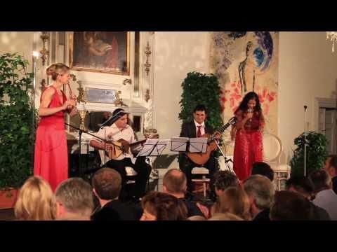 Classica Venezolana zu Gast auf Schloss Dyck