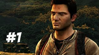 Uncharted Golden Abyss Playthrough Part 1 - Are We Going to Do This?
