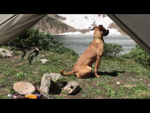 Backpacking Rawah Wilderness Colorado