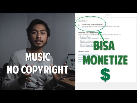 5 CHANNEL MUSIK NO COPYRIGHT PALING POPULER
