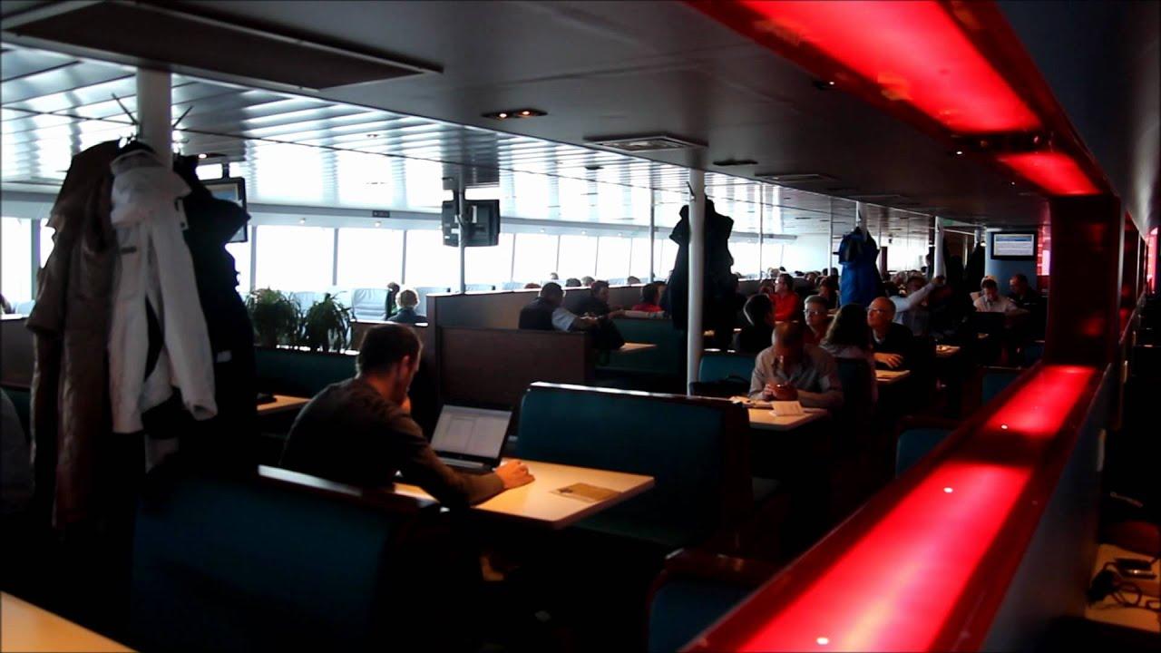 Naar Vlieland met het MS Vlieland (Rederij Doeksen) - YouTube