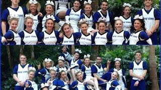 University at Buffalo Cheerleading COA Nationals